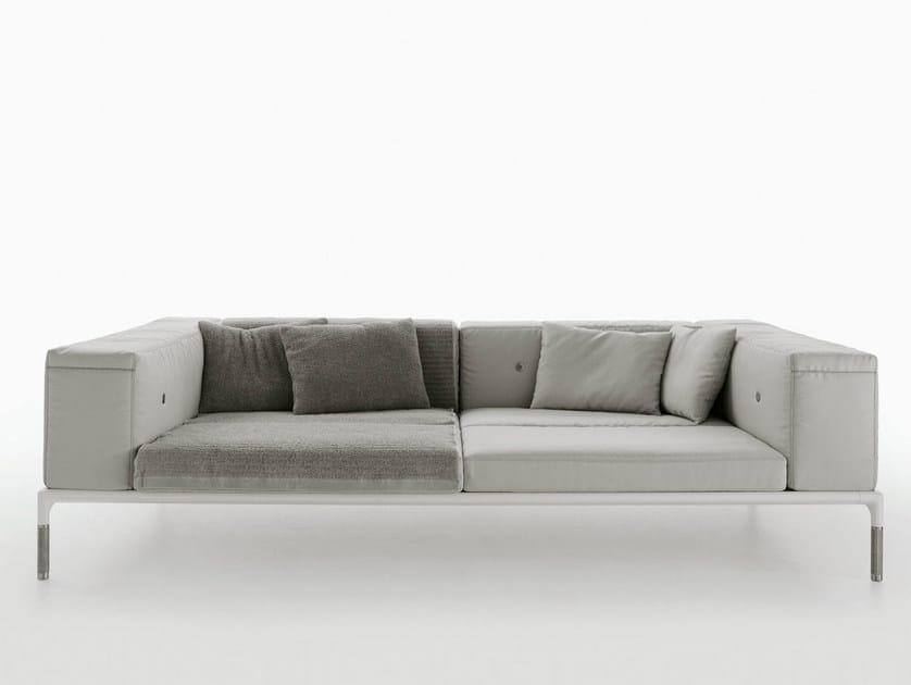 Fabric sofa SPRINGTIME   Sofa by B&B Italia Outdoor