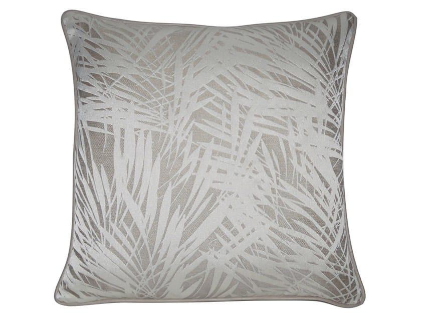 Square Trevira® CS cushion PALM BAY by LELIEVRE