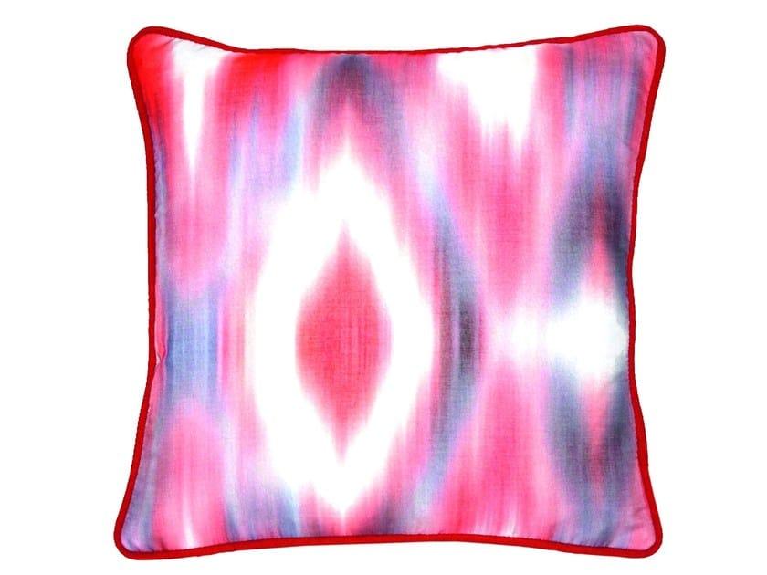 Square Trevira® CS cushion FLORIDE by LELIEVRE