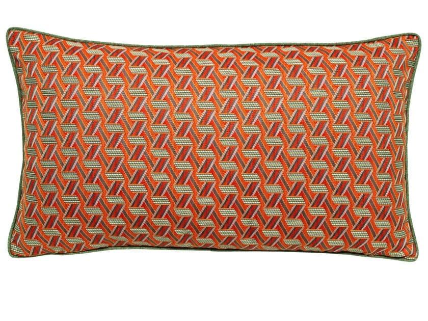 Rectangular cushion SAN DIEGO by LELIEVRE