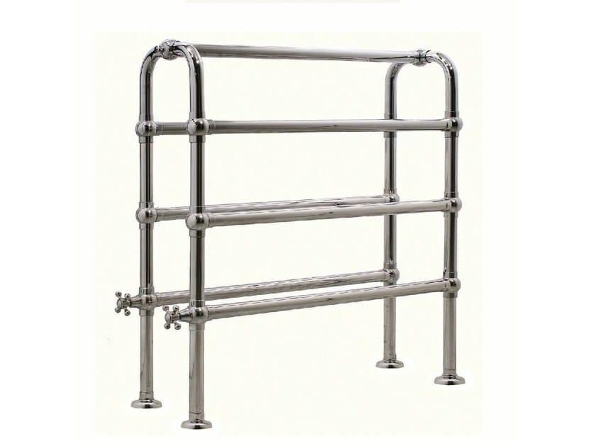 Floor-standing metal towel warmer SSCA7 | Towel warmer by BLEU PROVENCE