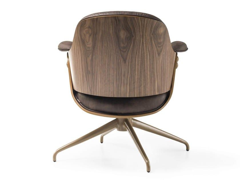 A Razze Low 4 Bd Barcelona Design LoungerPoltroncina Girevole UpSVzqMG