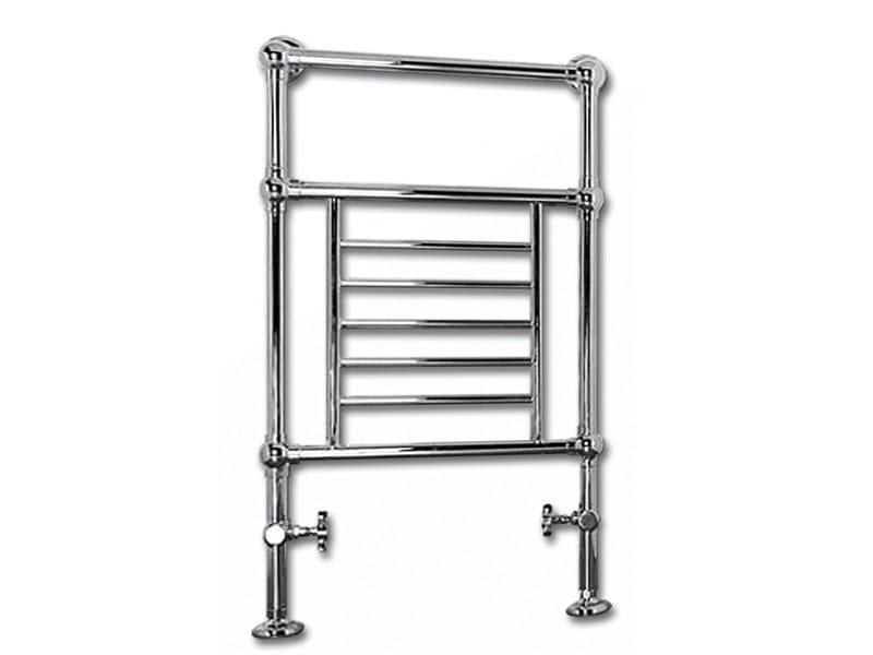 Floor-standing vertical metal towel warmer SSPV3 | Towel warmer by BLEU PROVENCE