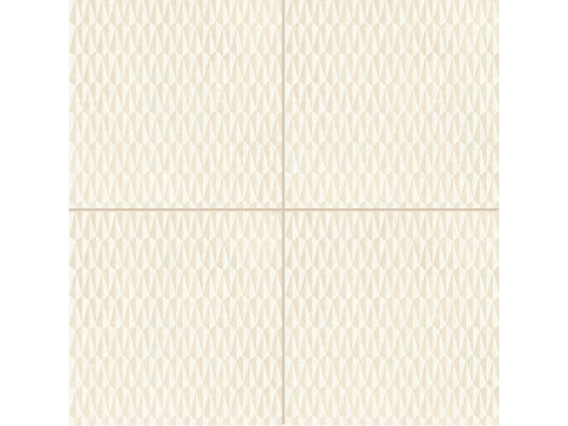 Glazed stoneware wall/floor tiles AZULEJ BIANCO TRAMA by MUTINA