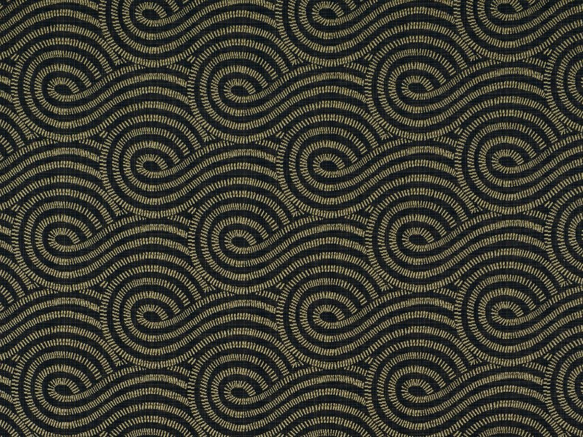 Jacquard upholstery fabric SPIRE by LELIEVRE