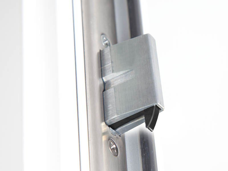 Stainless steel lock MULTITOP PRO by CISA