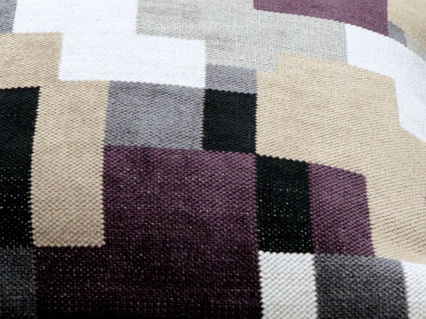 Check upholstery fabric ARTY by LELIEVRE