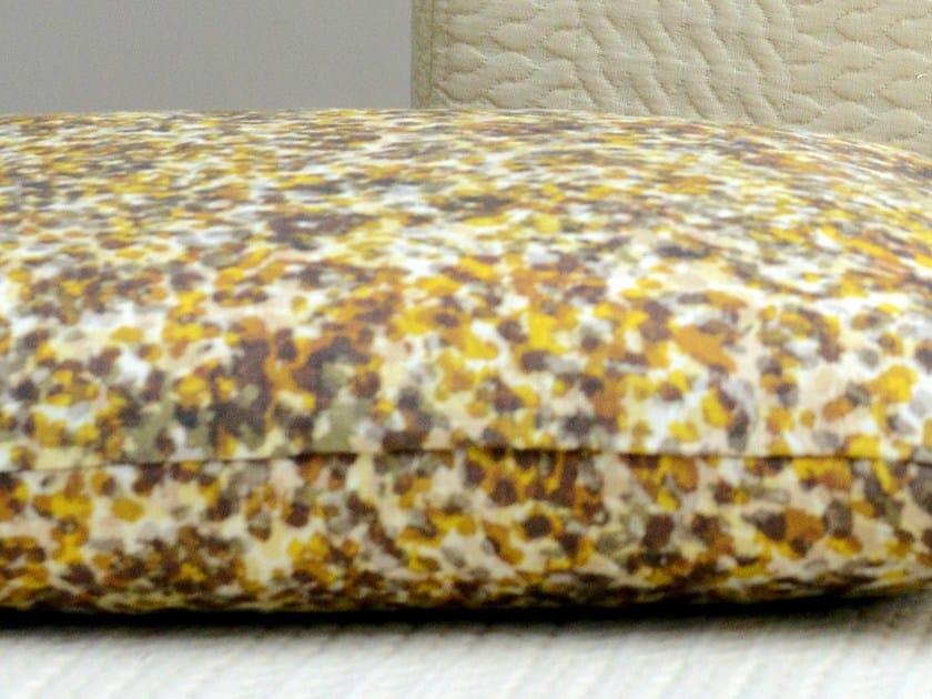 Multi-colored linen fabric MUTINE by LELIEVRE
