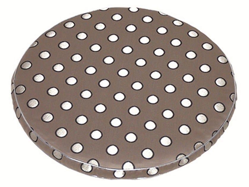 Cuscini Rotondi Sedie Cucina.Cuscino Rotondo Per Sedie Gallette By Lelievre Design Jean Paul Gaultier