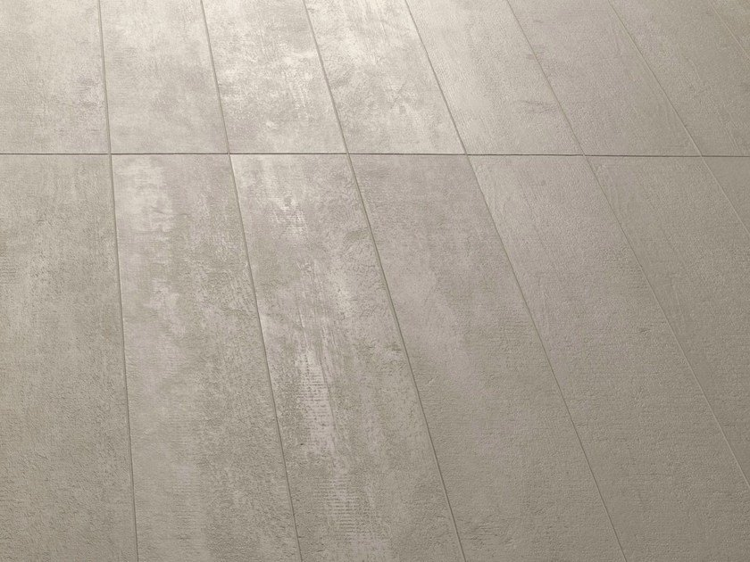 Porcelain stoneware wall tiles FLOW TAUPE by MUTINA