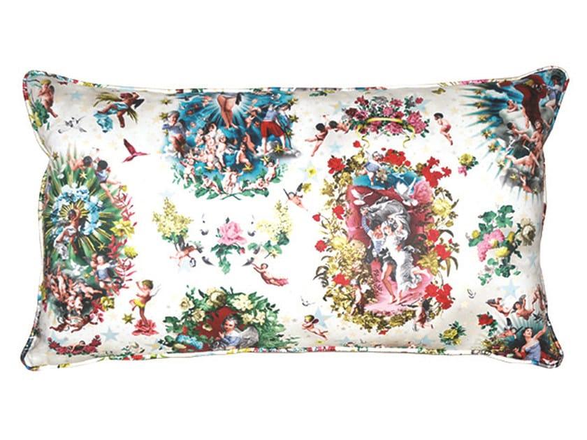 Rectangular cushion SENTIMENTS by LELIEVRE