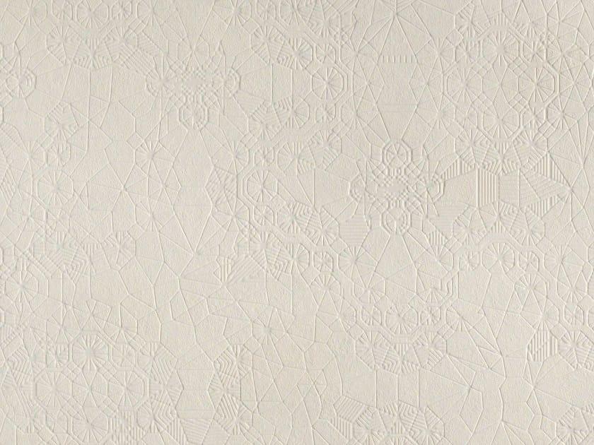 Indoor/outdoor porcelain stoneware wall/floor tiles DECHIRER (LA SUITE) NET CALCE by MUTINA