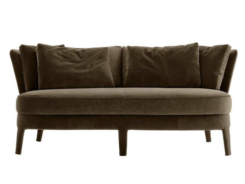 2 seater fabric sofa FEBO | 2 seater sofa by Maxalto