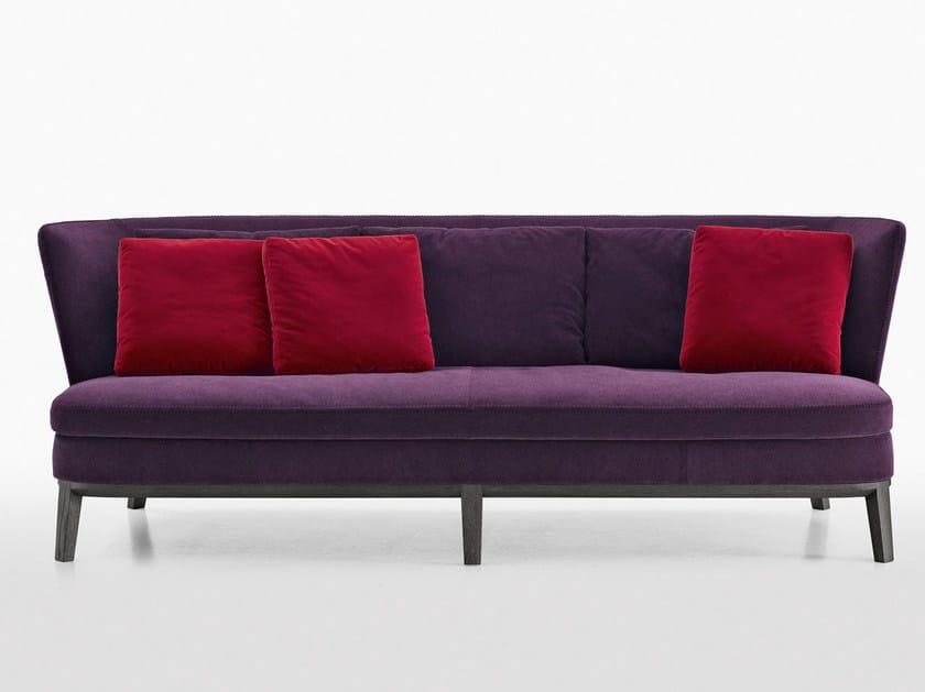 3 seater fabric sofa FEBO | 3 seater sofa by Maxalto