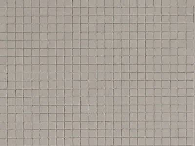 Porcelain stoneware mosaic TEKNOTESSERE CEMENTO by MUTINA