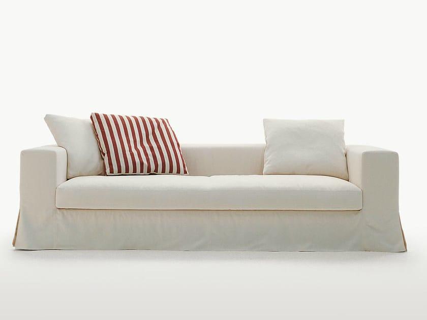 Fabric sofa SIMPLEX   Sofa by Maxalto