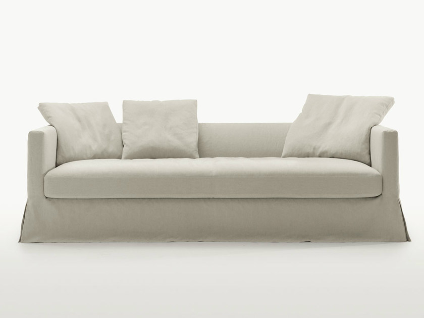 Fabric sofa SIMPLICITER | Sofa by Maxalto