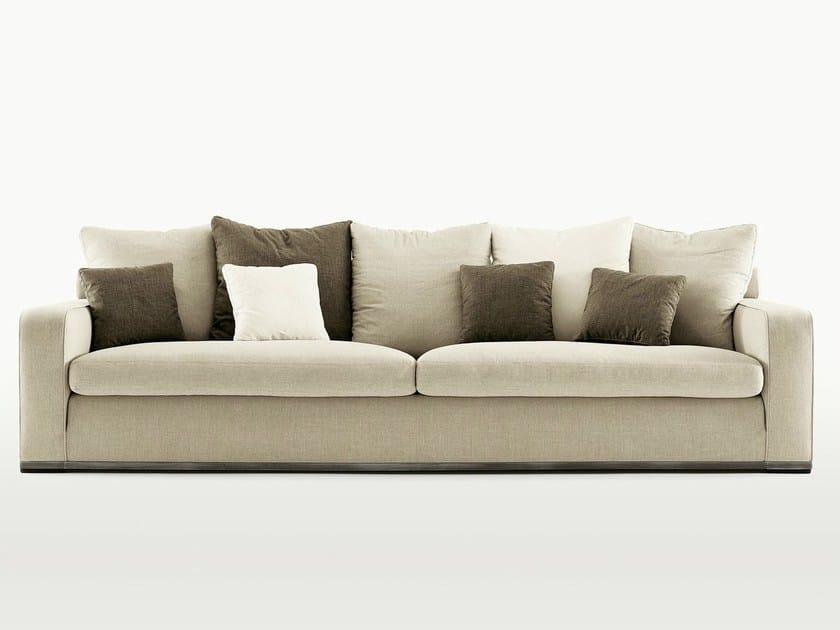 Fabric sofa IMPRIMATUR | Sofa by Maxalto