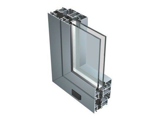 Aluminium patio door 56 IW by ALUK Group