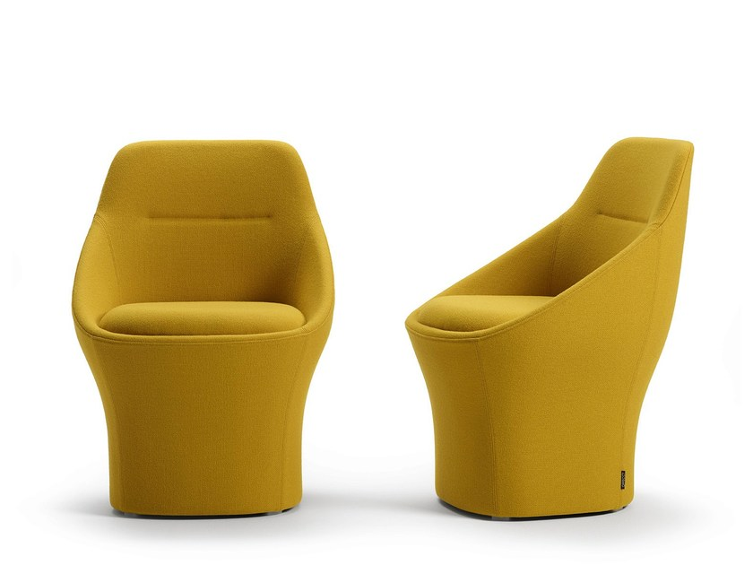 Easy chair EZY by Offecct