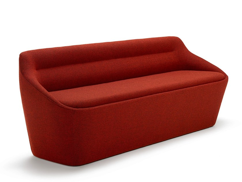 Sofa with removable cover EZY | Sofa by Offecct