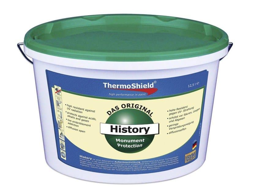 ThermoShield History by TECNOVA GROUP®