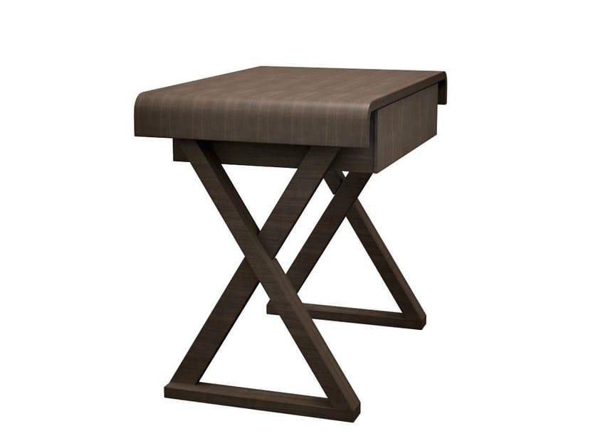 Rectangular oak coffee table SIDUS | Coffee table by Maxalto