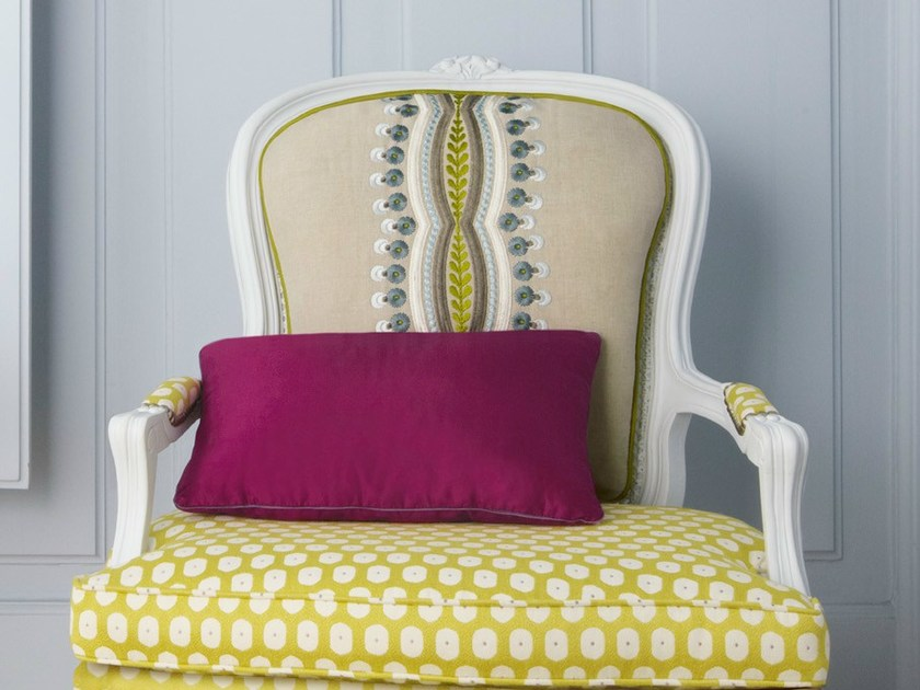 Cotton upholstery fabric GAVOTTE   Upholstery fabric by Zimmer + Rohde