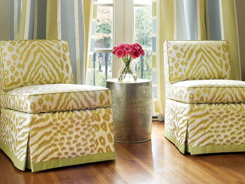 Animalier jacquard fabric SULLAMA | Upholstery fabric by Zimmer + Rohde