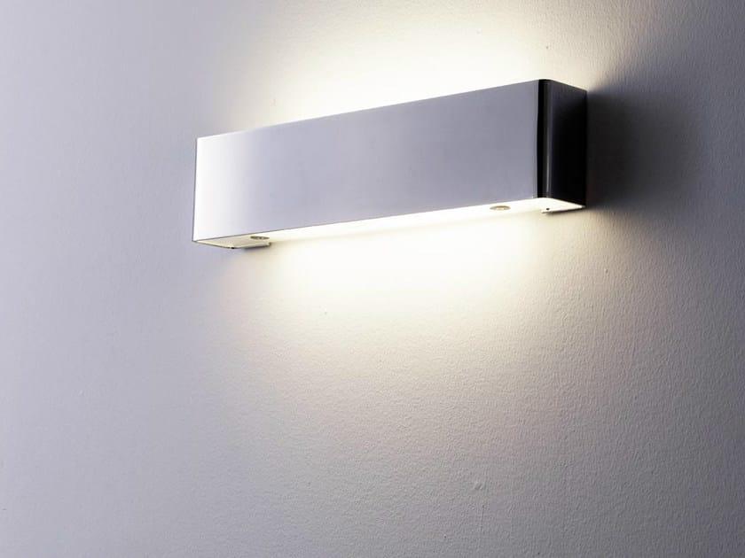 Direct-indirect light wall light LEUKON   Wall light by Maxalto