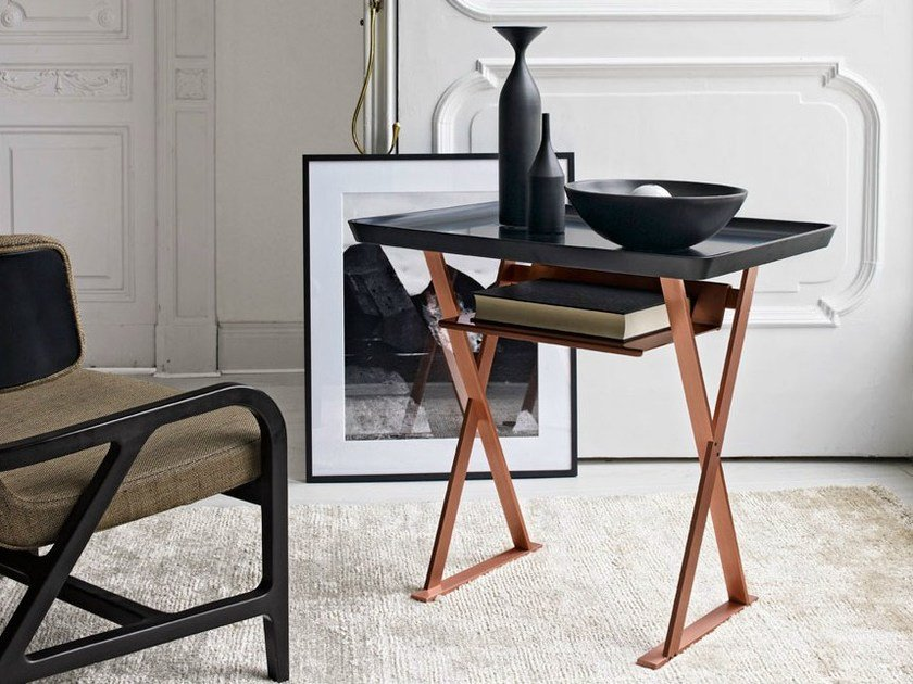 Coffee table / tray PATHOS 2013 by Maxalto