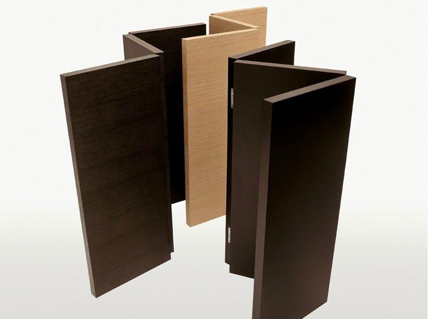 Wood veneer screen ARKÈ | Screen by Maxalto