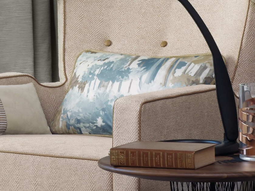 Printed fabric JUNGLE | Upholstery fabric by Zimmer + Rohde