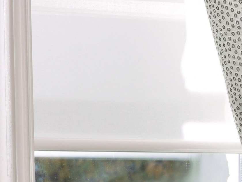 Solid-color fabric for curtains GLINT by Zimmer + Rohde