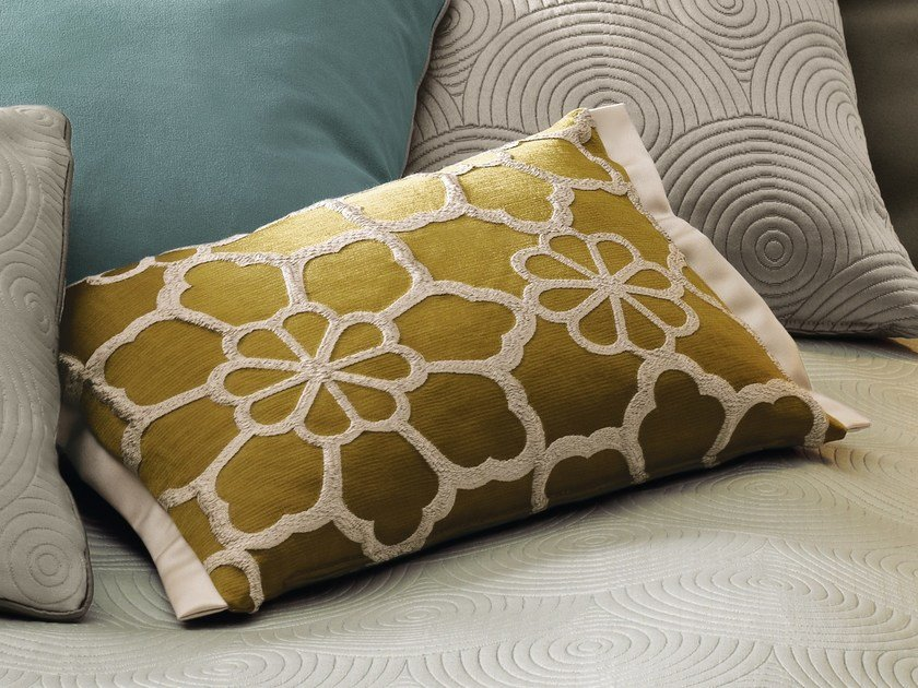 Jacquard polyester fabric MORAY | Upholstery fabric by Zimmer + Rohde