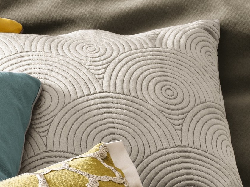 Jacquard polyester fabric SWAY by Zimmer + Rohde
