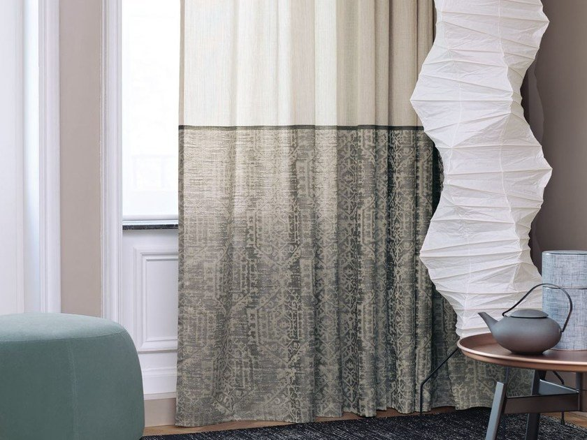 Fire retardant washable fabric MERL by Zimmer + Rohde