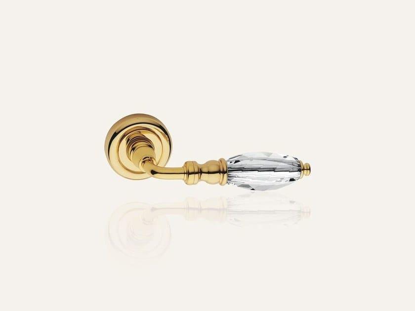 DIAMANTE | Oro zecchino swarovski cristallo