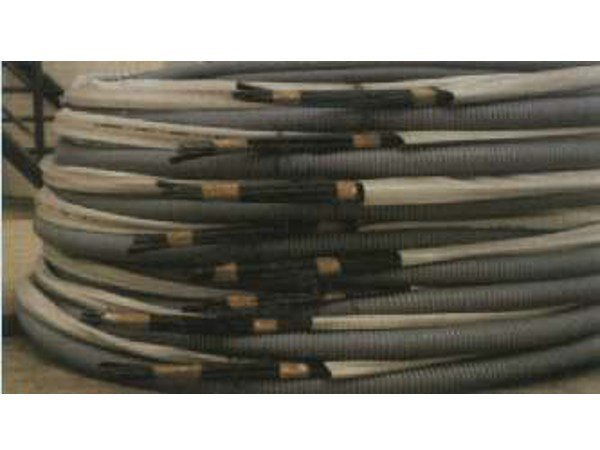 Cable, rope, strand for pre-compressed reinforced concrete Steel strand by CRISBAR