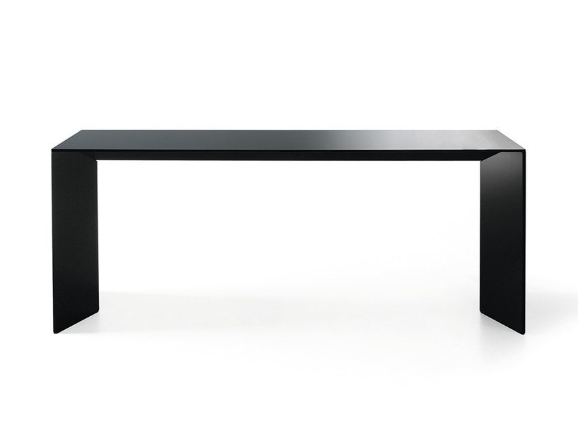 Rectangular wooden console table DOLM CONSOLLE by Gallotti&Radice