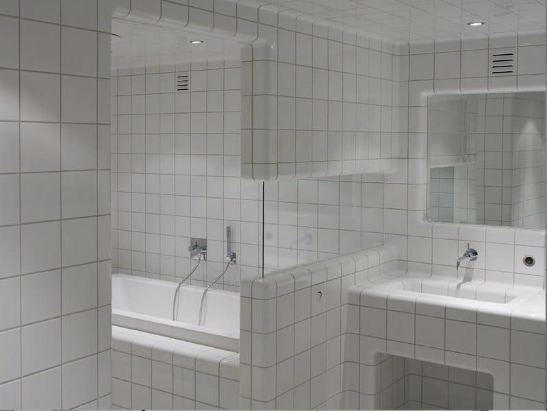 Ceramic wall/floor tiles DTILE by DTILE