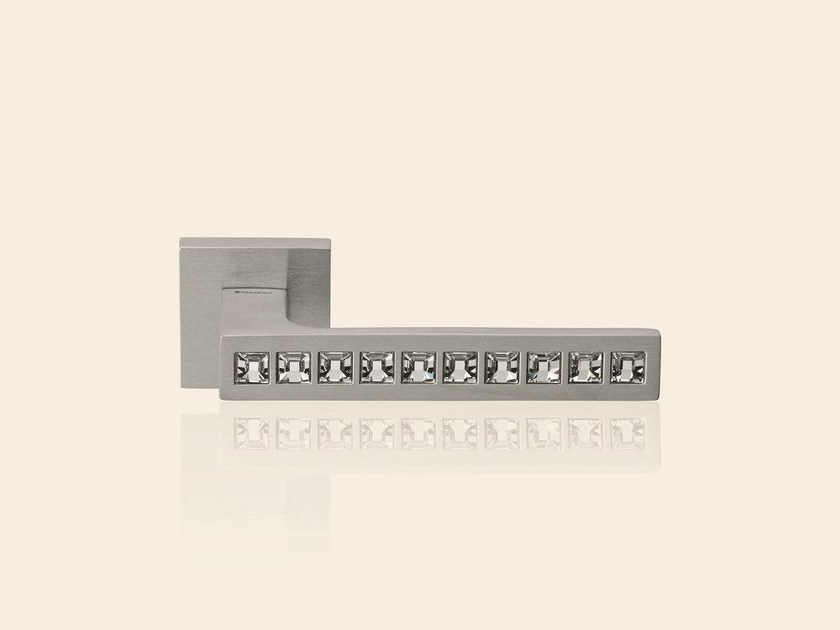 REFLEX | Cromo satinato swarovski cristallo