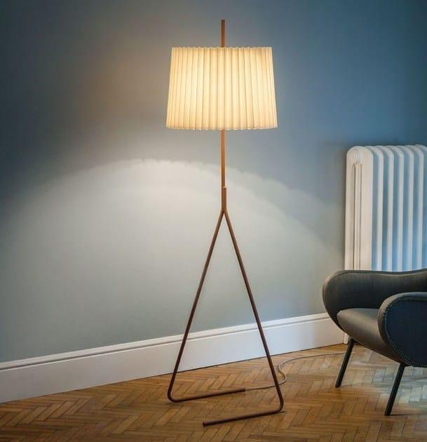 Floor lamp FLIEGENBEIN BL by Kalmar