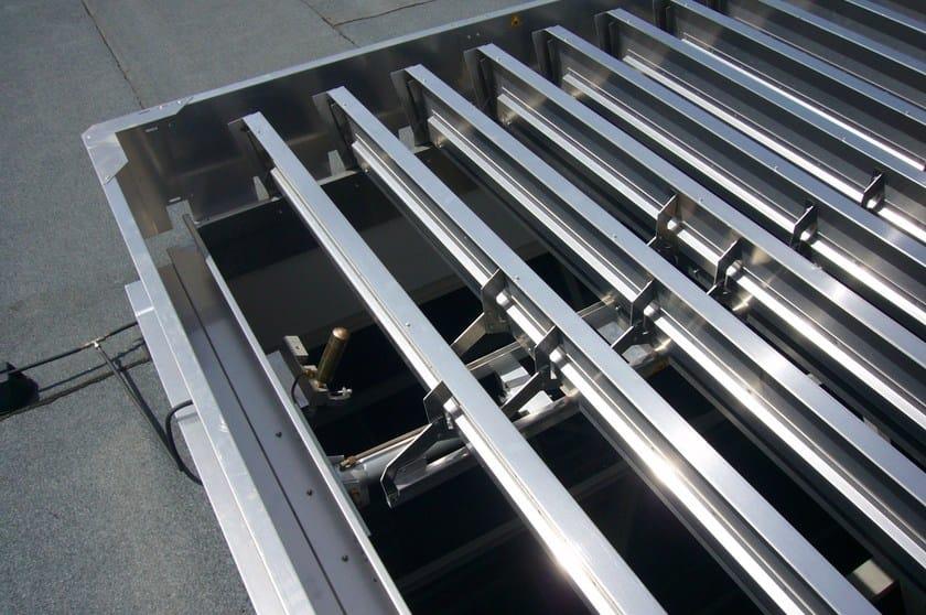 VENTILAZIONE NATURALE a lamelle Sistemi di ventilazione naturale a lamelle - Bovema