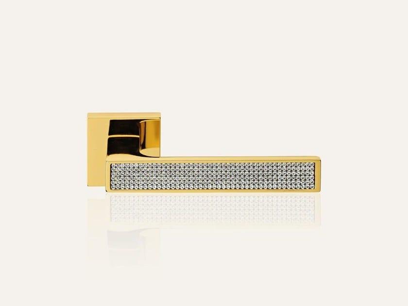 ZEN MESH | Oro zecchino swarovski cristallo