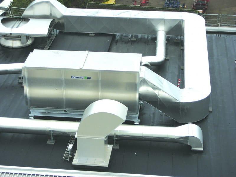 LTV Ventilazione assistita, macchine modello LTV - Bovema