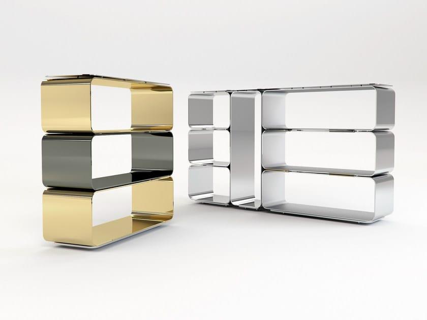 Librerie Componibili A Ponte.Brera Libreria By Altreforme Design Marco Piva