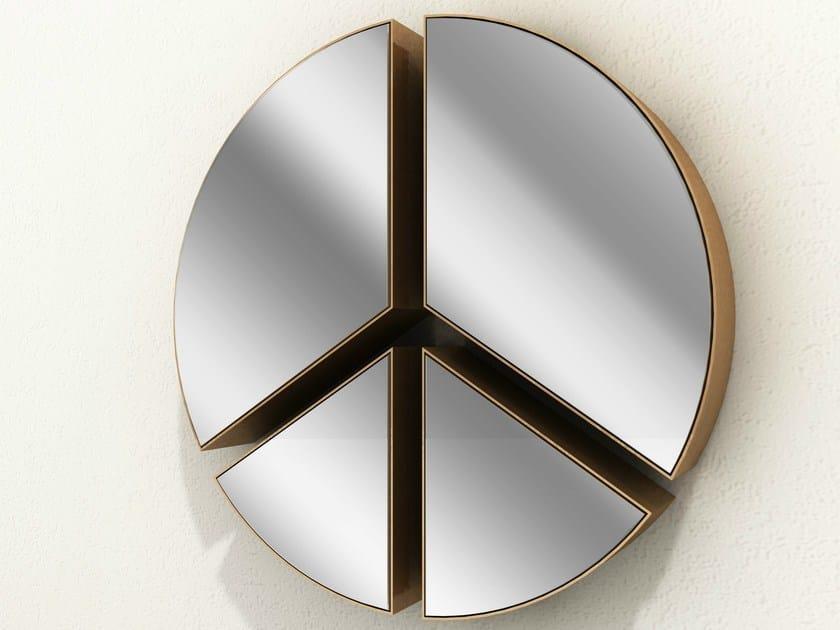 Specchio da parete PACE | Specchio by altreforme