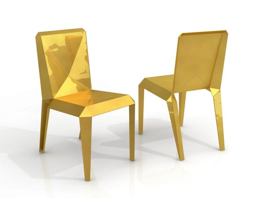 Aluminium chair LINGOTTO   Chair by altreforme