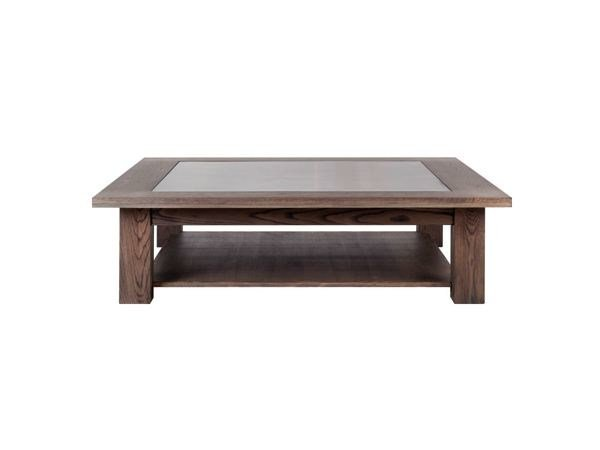 Square coffee table for living room TOSCANE | Coffee table by Ph Collection